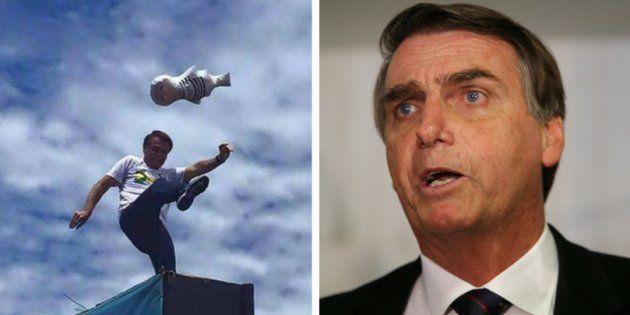 A decisão de Moro também repercutiu entre os eleitores do deputado. Ahashtag #Bolsonaro2018 está entre...
