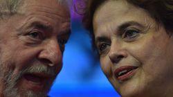 'Um absurdo jurídico que envergonha o Brasil', diz Dilma sobre Lula