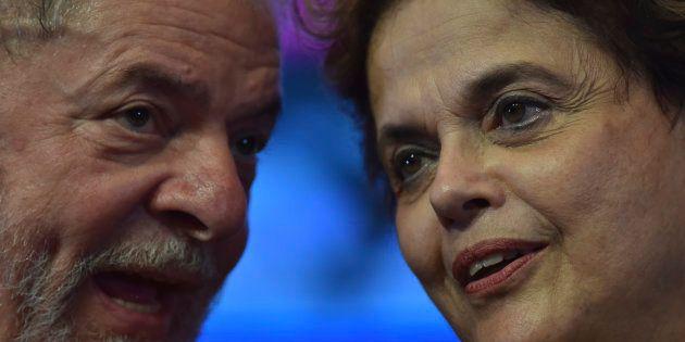 'Uma flagrante injustiça e um absurdo jurídico que envergonham o Brasil', diz Dilma sobre condenação...