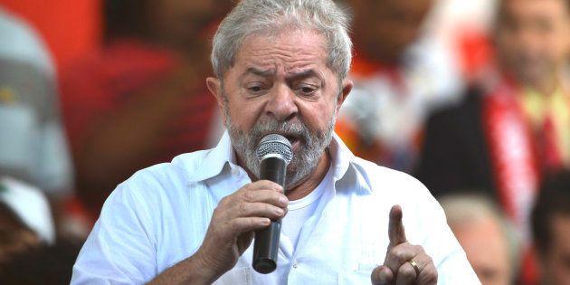 Lula afirmou, em entrevista, que PGR precisaria provar a denúncia contra