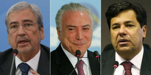 Ministros de Michel Temer devem se exonerados dos cargos para votar a favor do presidente na denúncia...