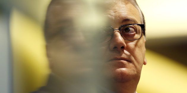 Aldemir Bendine foi preso pela suspeita de ter recebido R$ 3 milhões em propina da