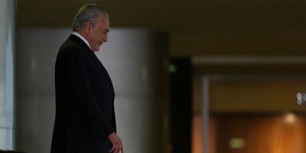 A sessão que vai decidir o futuro da denúncia contra o presidente Michel Temer está marcada para 2 de