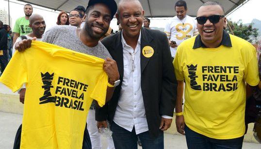 'O debate político está na casa grande, não na senzala', diz idealizador do Frente Favela