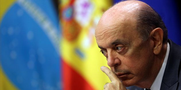 Serra é citado nos depoimentos de delação premiada dos executivos da