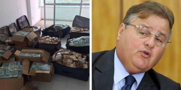 Geddel é preso pela Polícia Federal após 3 dias da descoberta de 'bunker' com R$ 51