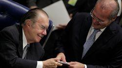 'Organização criminosa': Os ex-presidentes do Senado e peemedebistas denunciados por