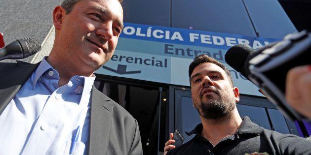 "A PGR também suspeita que o ex-procurador da República Marcello Miller atuou como ""agente duplo"" durante..."