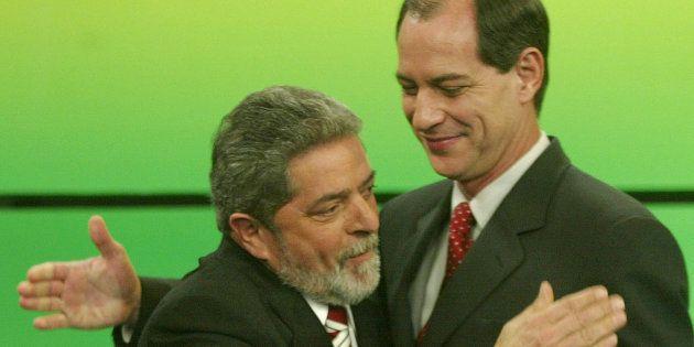 Ciro Gomes foi ministro da Integração Nacional durante o primeiro mandato do presidente