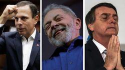Doria declara guerra a Lula e Bolsonaro: 'Extremismo de esquerda e