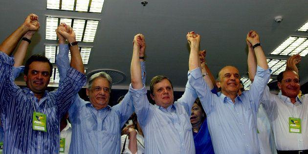 A animosidade interna do PSDB teve início