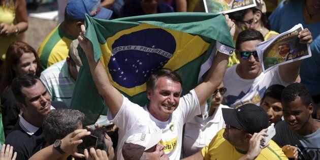 Legião de eleitores de Bolsonaro só