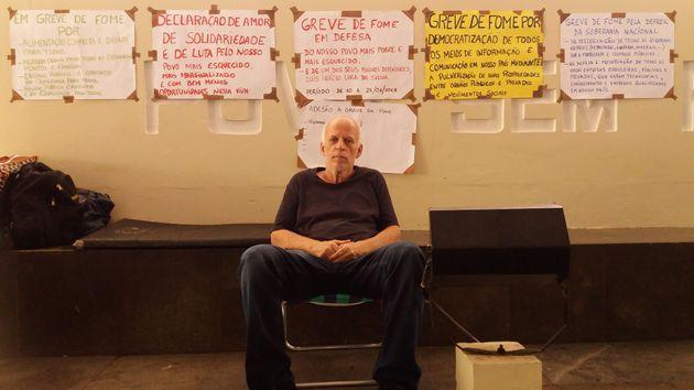 Caravanas de apoio a Lula chegam a Porto Alegre para julgamento no