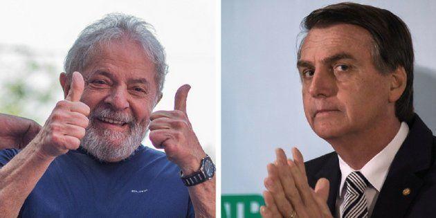 Eu não voto em Luiz Inácio Lula da Silva e em Jair Bolsonaro ...