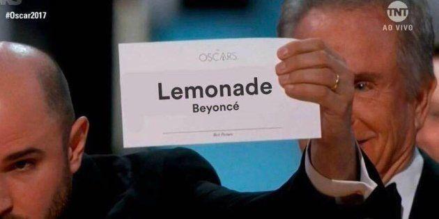 Os melhores memes do Oscar ficaram por conta dos 'envelopes