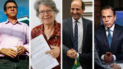 Quem são os 9 candidatos ao governo de São Paulo já