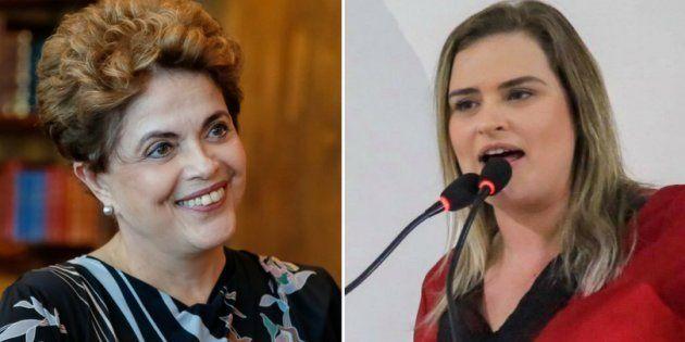 Dilma Rousseff e Marília Arraes podem ser rifadas pelo PT de