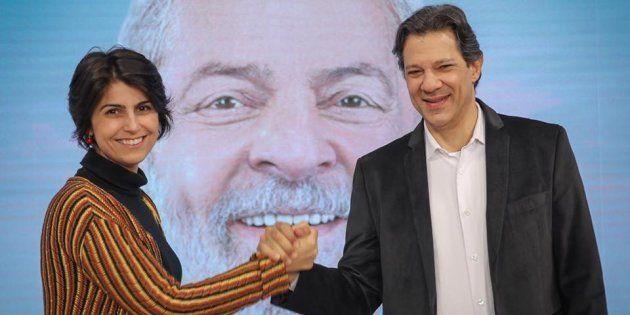 Vice-presidente pelo PT, Haddad também afirmou que vai seguir o cronograma de viagens da candidatura...