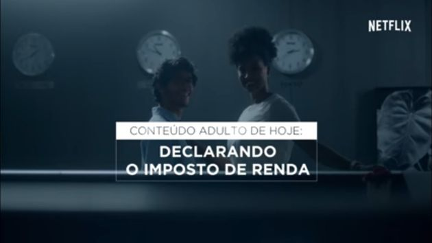 'Conteúdo Adulto': Netflix zera o Dia da Mentira com série que (literalmente) é só para