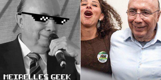Henrique Meirelles não convenceu com sua versão geek