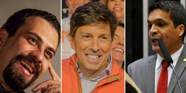 Guilherme Boulos (PSol), João Amoêdo (Novo) e Cabo Daciolo (Patriota) já declararam patrimônio ao