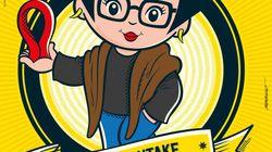 Agora a 'Turma da Mônica' transformou a Tomie Ohtake em uma das 'Donas da