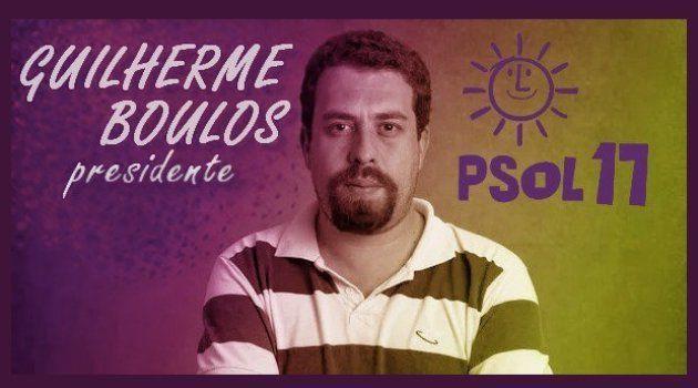 Guilherme Boulos também foi alvo de montagem de militantes de