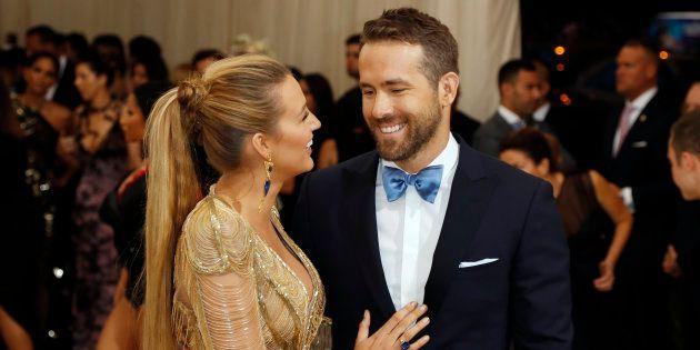 Ryan Reynolds escreveu uma carta de amor para Blake