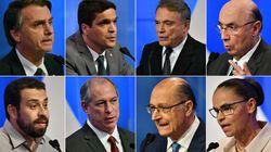8 frases dos presidenciáveis que resumem o debate da