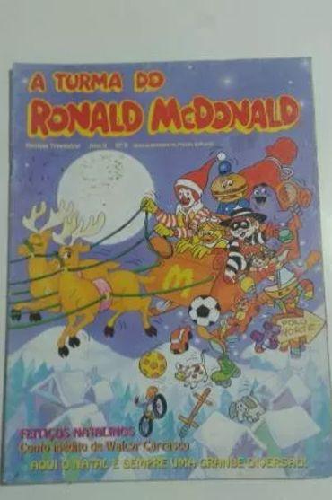 12 lembrancinhas do McDonald's que toda criança dos anos 90 já