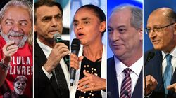 A campanha eleitoral começa com Lula, 37%, Bolsonaro, 18%, Marina, 6%, e Ciro e Alckmin,