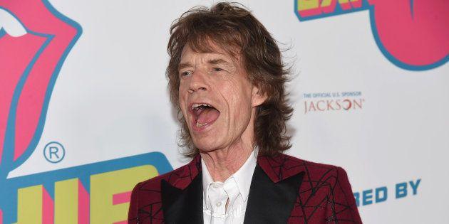 Mick Jagger desembarca no Brasil em meio à agudização da crise