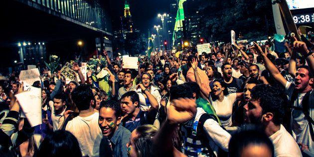 Protestos de Junho de 2013 em São Paulo levaram a recuo na cobrança de aumento de R$ 0,20 nas passagens...