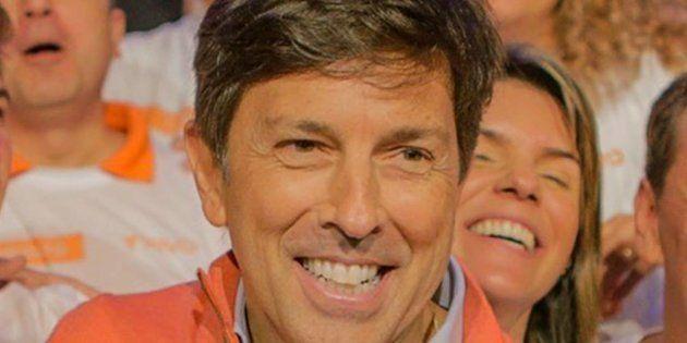 João Amoêdo é o candidato do Novo à