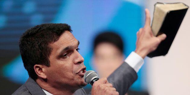 Cabo Daciolo trouxe ao debate público o Foro de São Paulo e a teoria