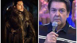 Existe uma versão MUITO TENSA do trailer de 'Game of Thrones' narrada pelo