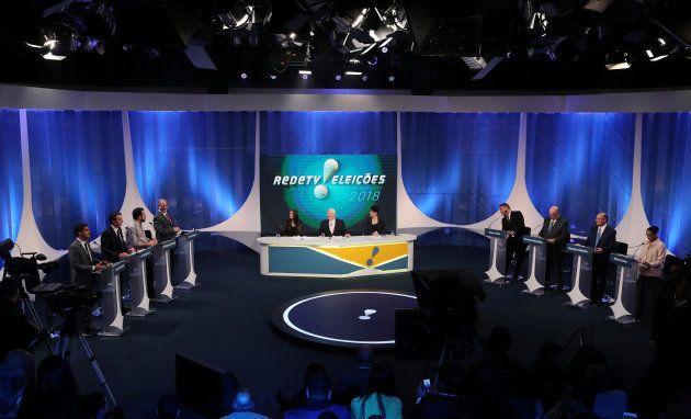 A maioria dos jornalistas do HuffPost Brasil cobre os debates presidenciais para levar a melhor e mais...