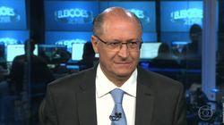 No JN, Geraldo Alckmin nega que PCC comande crime de dentro da