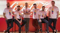 Esta foto do comitê LGBT+ da Coca-Cola gerou um debate sério sobre