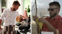 9 homens que resumiram muito bem o que é viver no mesmo mundo que Rodrigo
