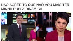 As fases do luto dos brasileiros ao saberem que Evaristo Costa pode deixar a TV