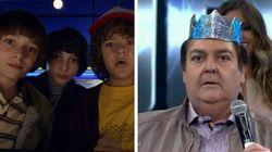 Faustão narrando o trailer de 'Stranger Things' é a prova de que a internet brasileira é a melhor do