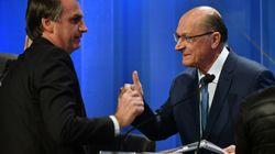 Após ataques a Bolsonaro na TV, Alckmin diz que está orando por ele no horário