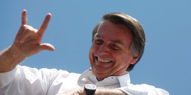 Jair Bolsonaro não ganha de nenhum adversário nas simulações de segundo