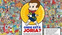 As viagens de João Doria pelo mundo ganharam uma versão de 'Onde Está