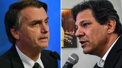 Bolsonaro X Haddad: A polarização vai para as urnas,