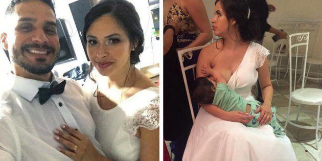 O casal ganhou a internet após o marido, Jonata Lopes, se declarar no dia 10 de