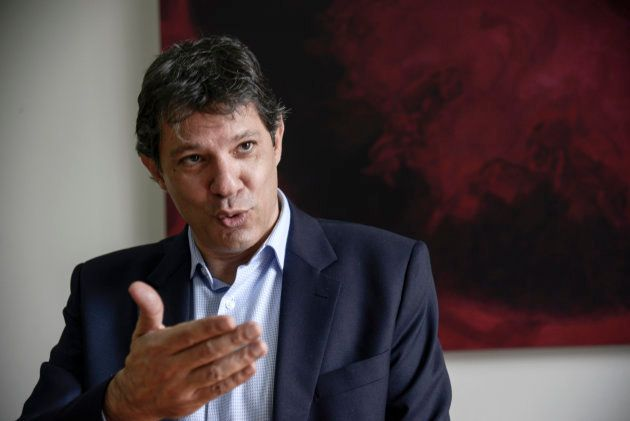 Fernando Haddad é torcedor do Tricolor do