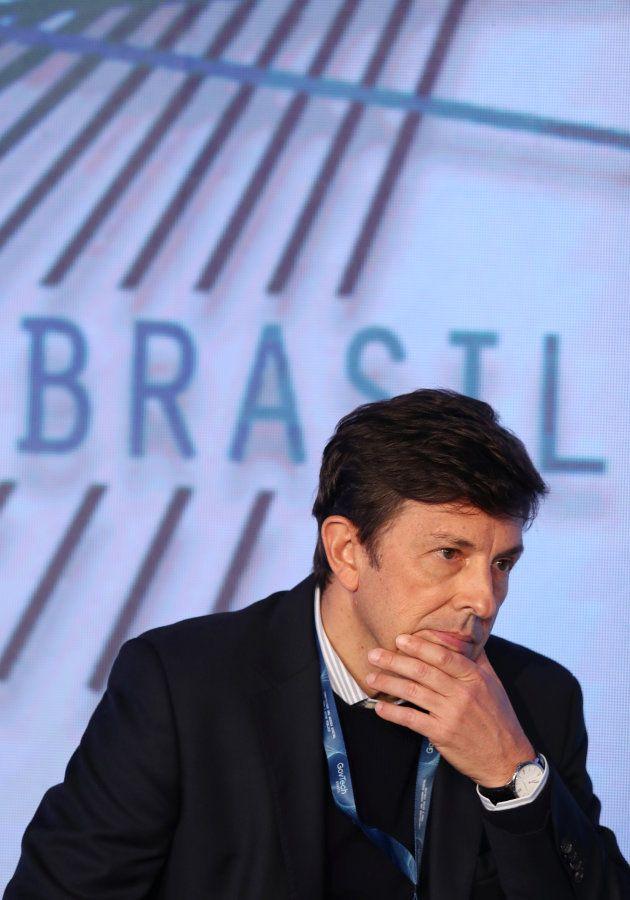 João Amoedo, do Partido Novo, torce pelo