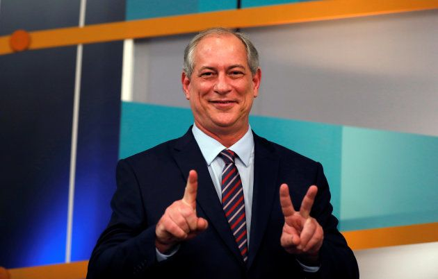 Ciro Gomes é torcedor do Guarany de Sobral, do